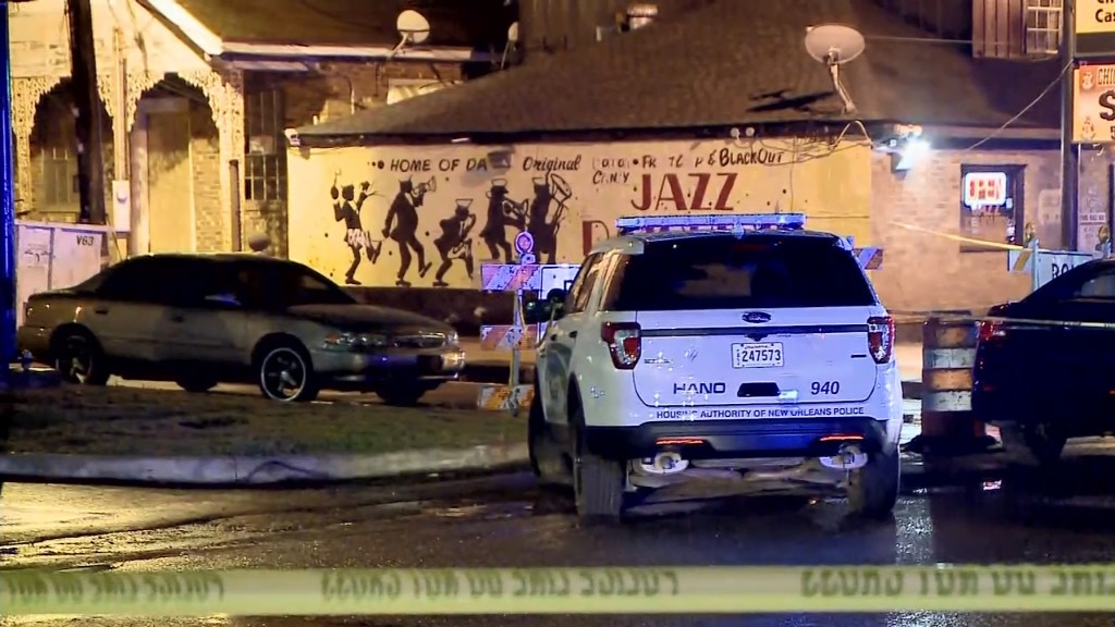 New Orleans triple slaying may be gang-related, police say