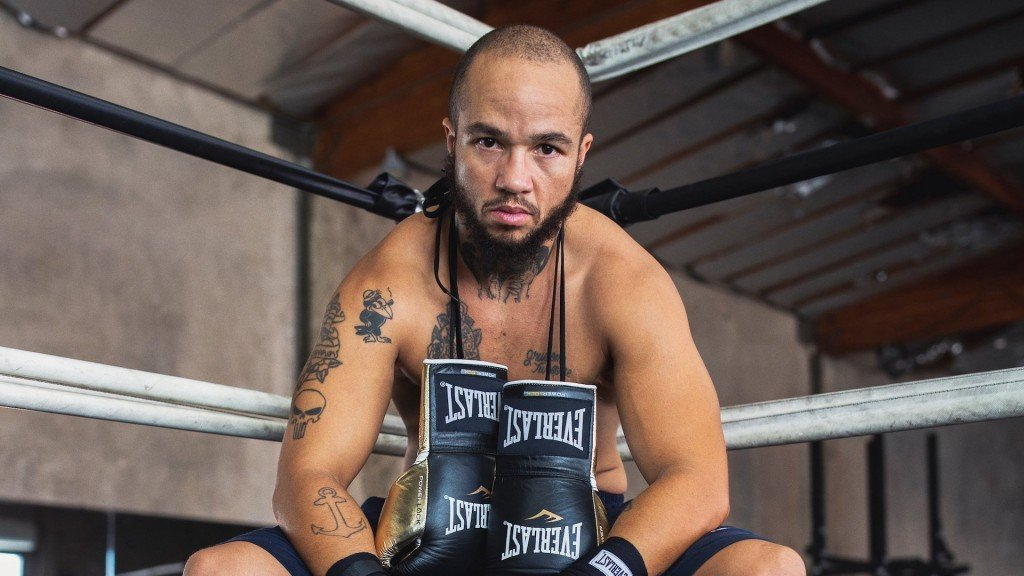 World's first transgender pro boxer is new face of Everlast