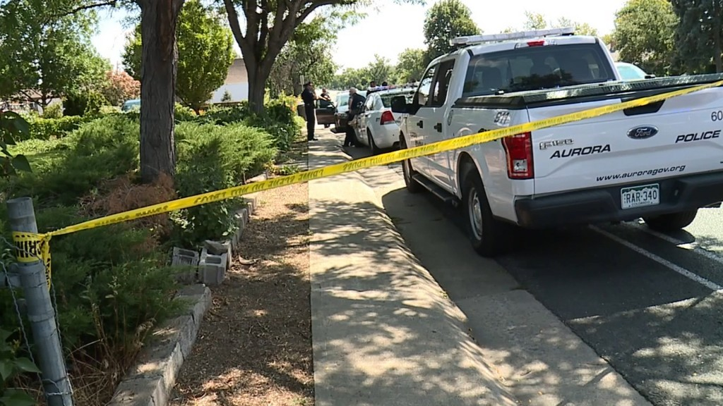Police shoot armed Colo. resident who killed intruder