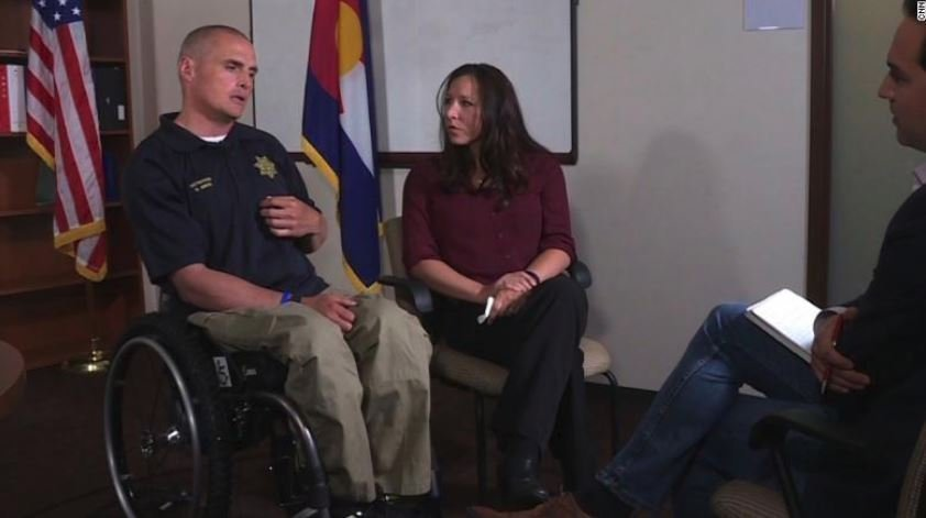 Both cops, married couple beat deadly odds