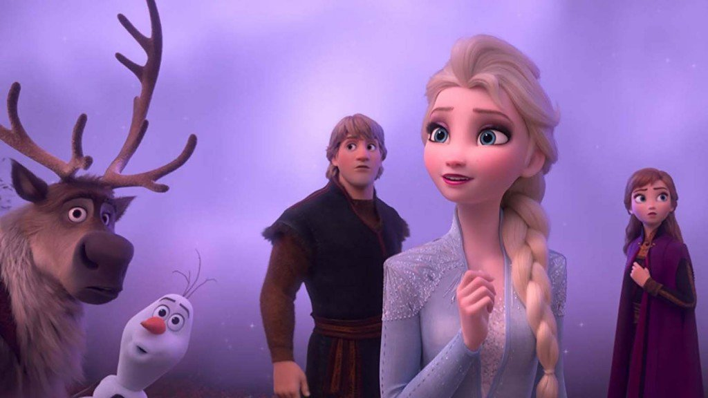 'Frozen 2' could break even more box office records for Disney