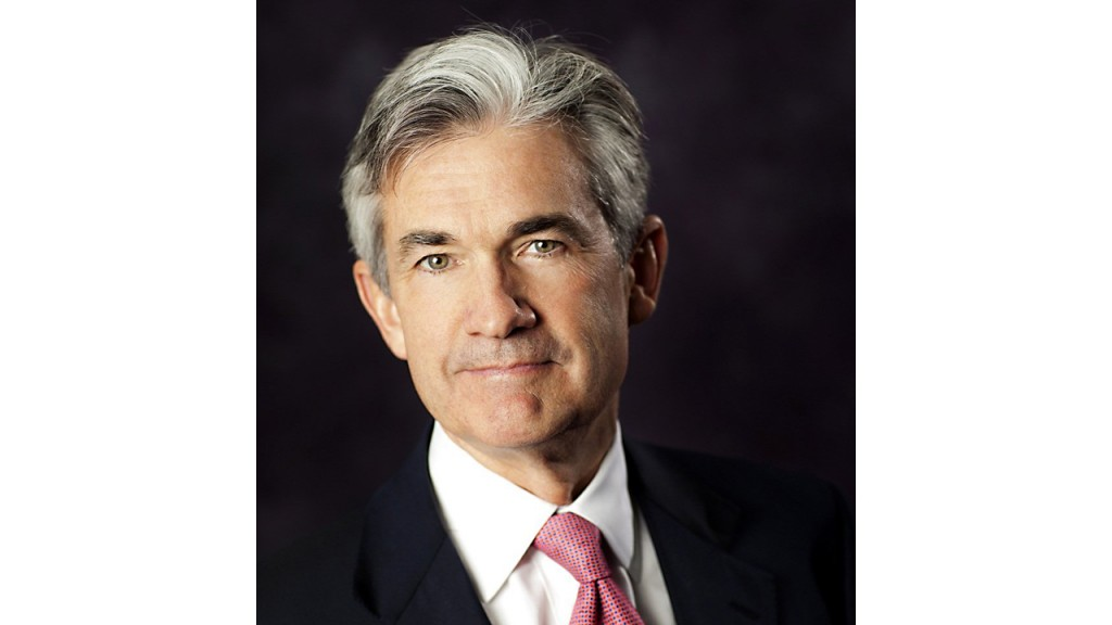 Powell confirmed as next Federal Reserve chair
