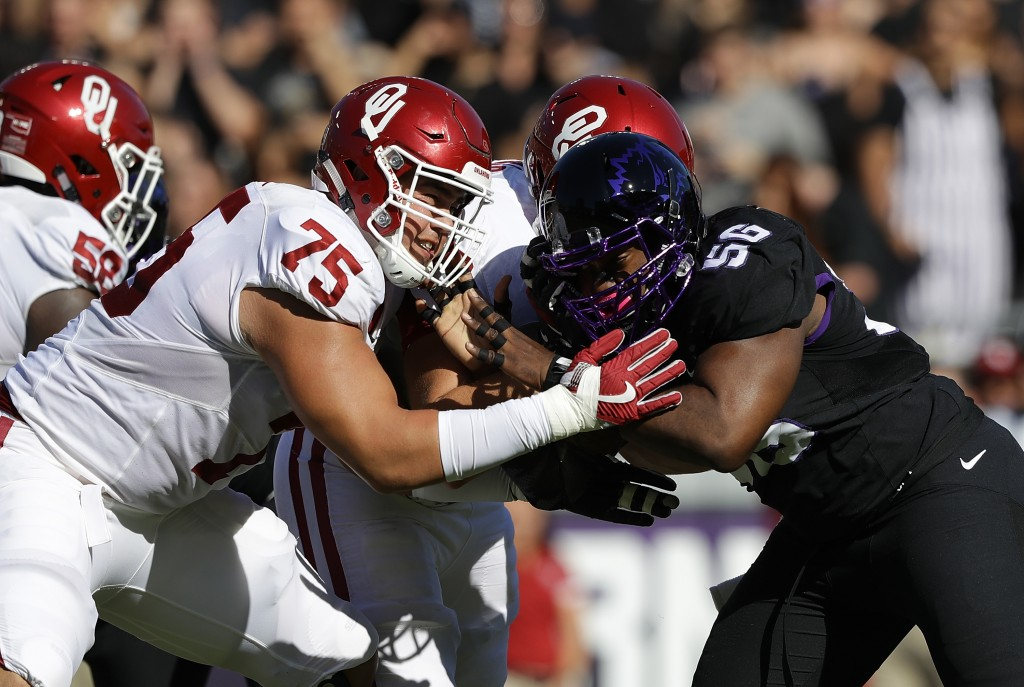 Vikings add Samia in 4th round, Cameron Smith in 5th round