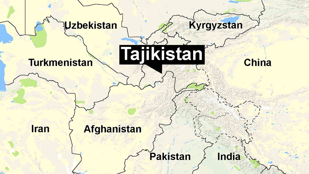 2 American cyclists among 4 dead in Tajikistan hit-and-run