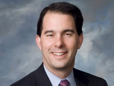 Walker says K-12 schools will get 'sizeable increase' in aid