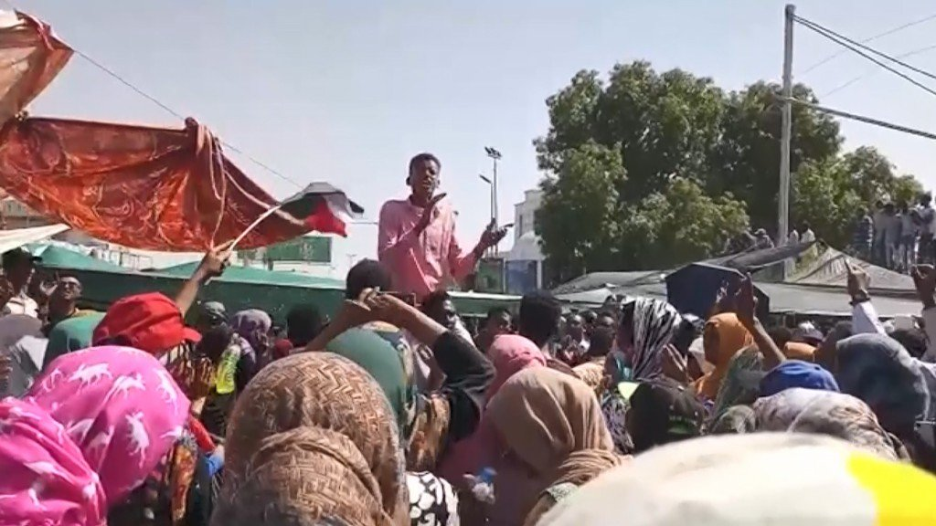 Defiant Sudanese say their revolution isn't over yet