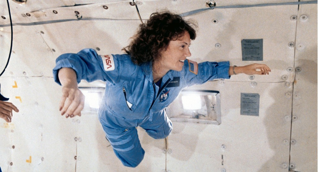 Three decades after the Challenger disaster, Christa McAuliffe's lessons will finally be taught