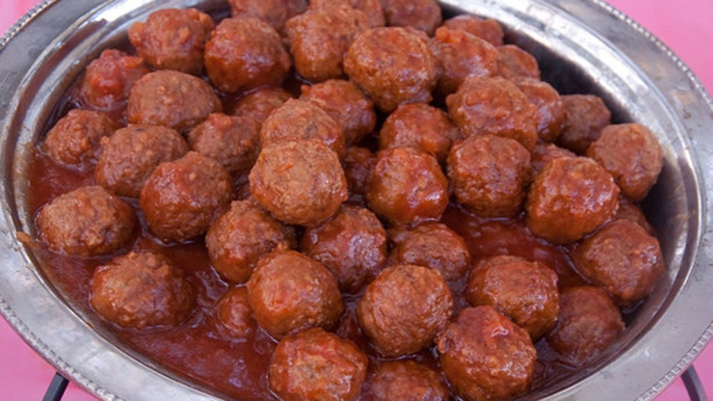 Home Market frozen meatballs recalled