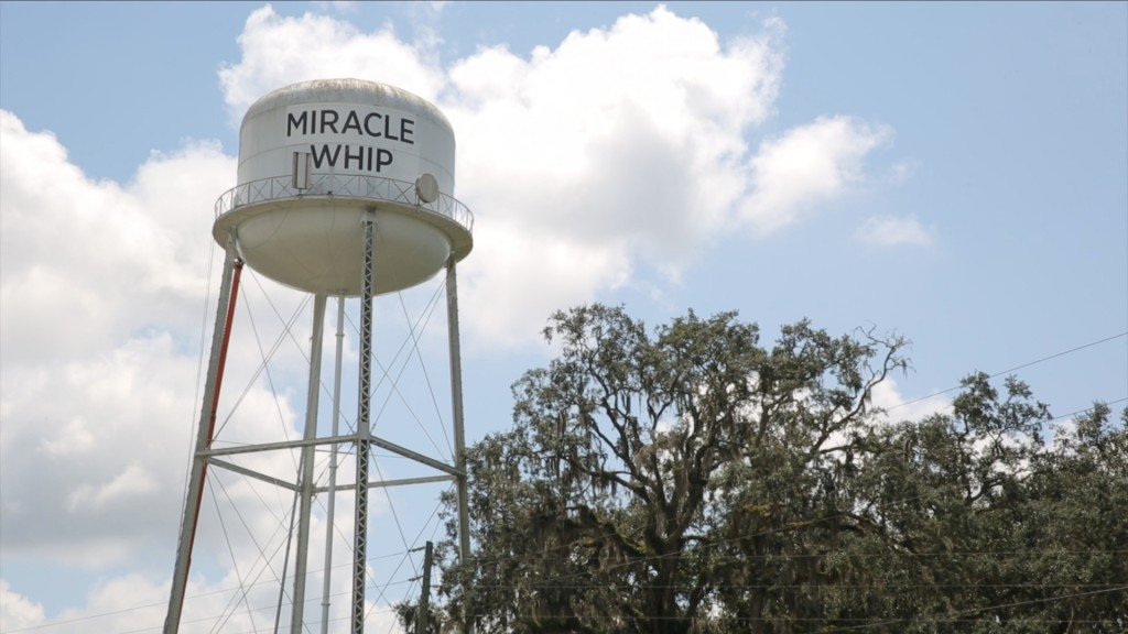 Florida town of Mayo changes name to Miracle Whip