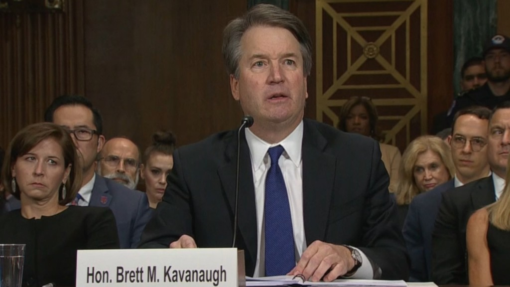 Committee refers false Kavanaugh allegation to FBI, DOJ