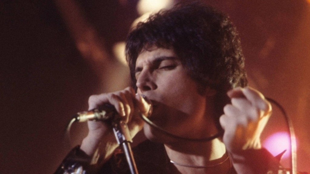 1985 Freddie Mercury tune unearthed