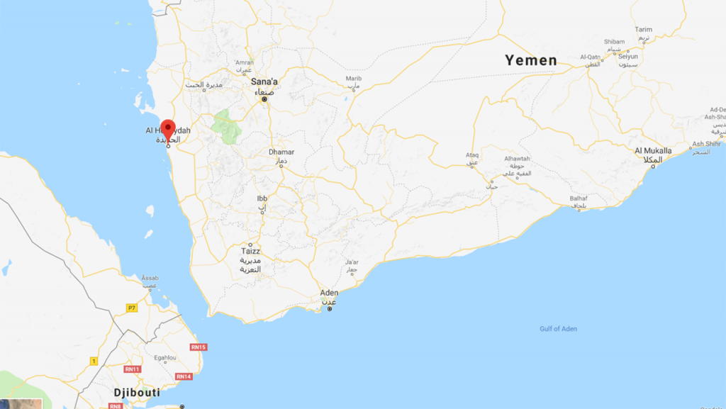 Fears grow of imminent attack on main humanitarian port in Yemen