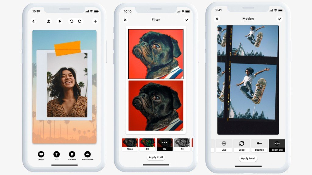 New app promises to spice up your Instagram Stories