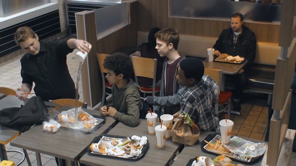 Burger King's new ad designed to open eyes on bullying