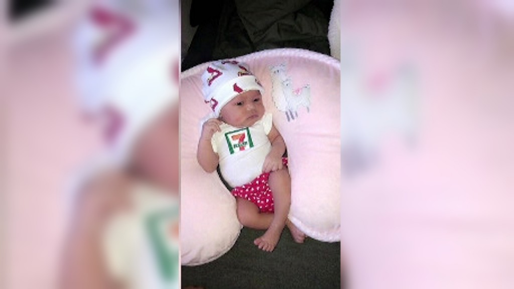 7-Eleven pledges $7,111 to college fund of baby born on 7-11