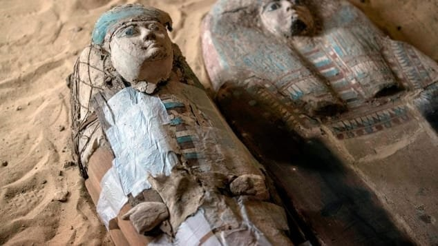 Lost Egyptian temple unearthed 2,200 years after it was built