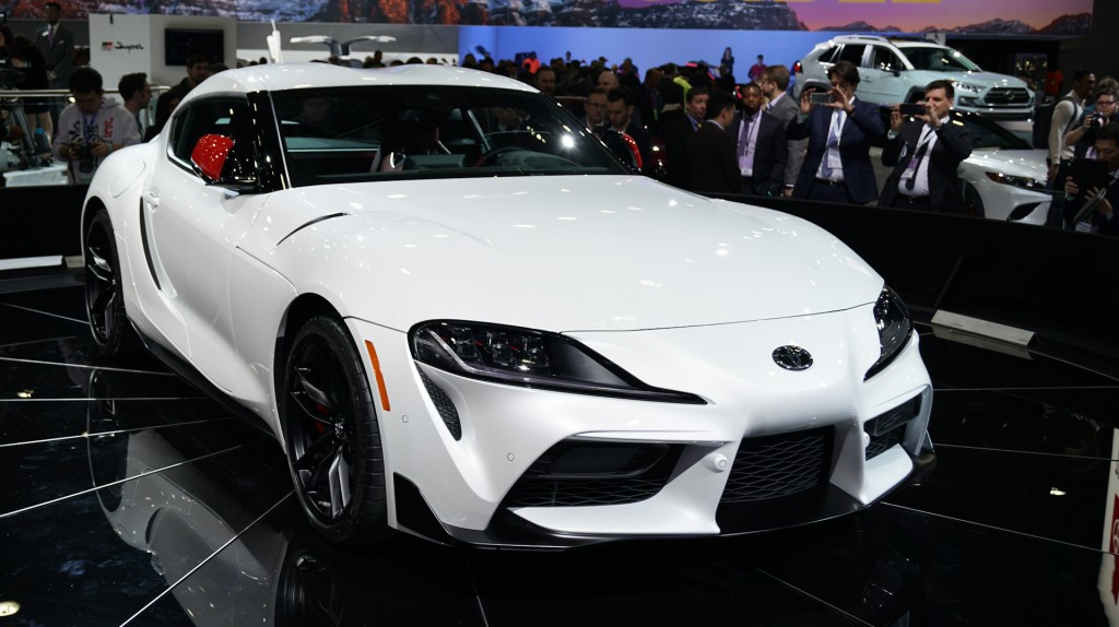 After years of speculation, Toyota launches 2020 Supra