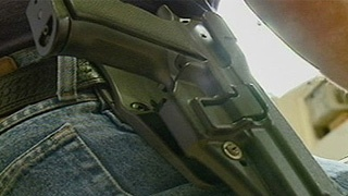 Republican senator opposes Wisconsin 'right to carry' bill
