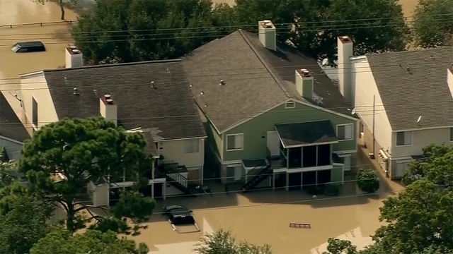 Some claim neighborhood was flooded to save Houston in 2017