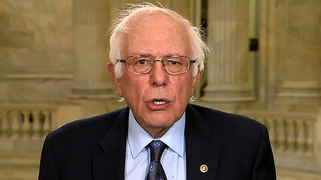 Bernie Sanders introduces 'Stop BEZOS' bill