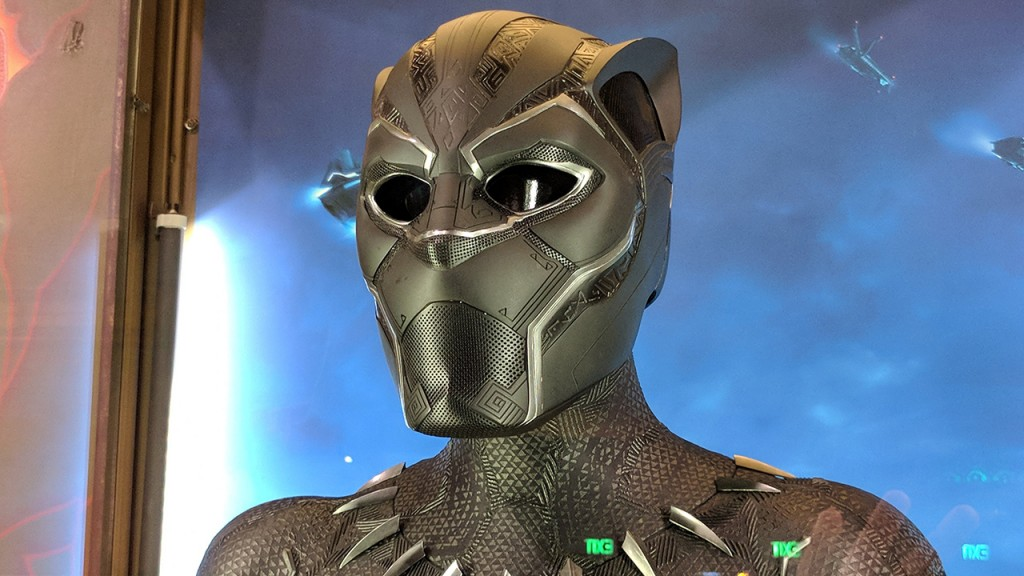 Smithsonian adds 'Black Panther' props to its collection