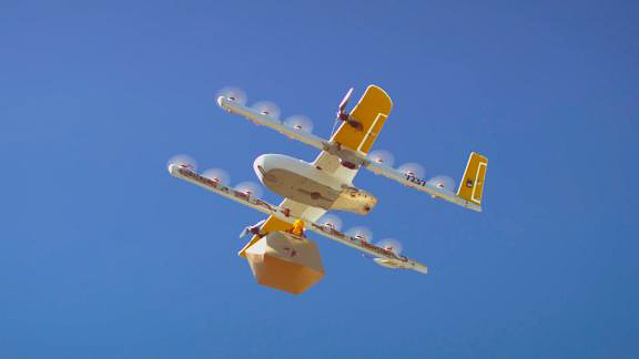Wing gets FAA approval in step toward drone delivery