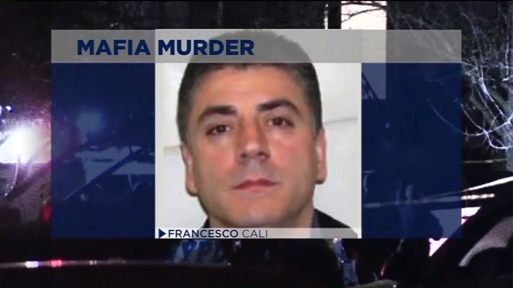 Police: Man to be charged in killing of reputed crime boss