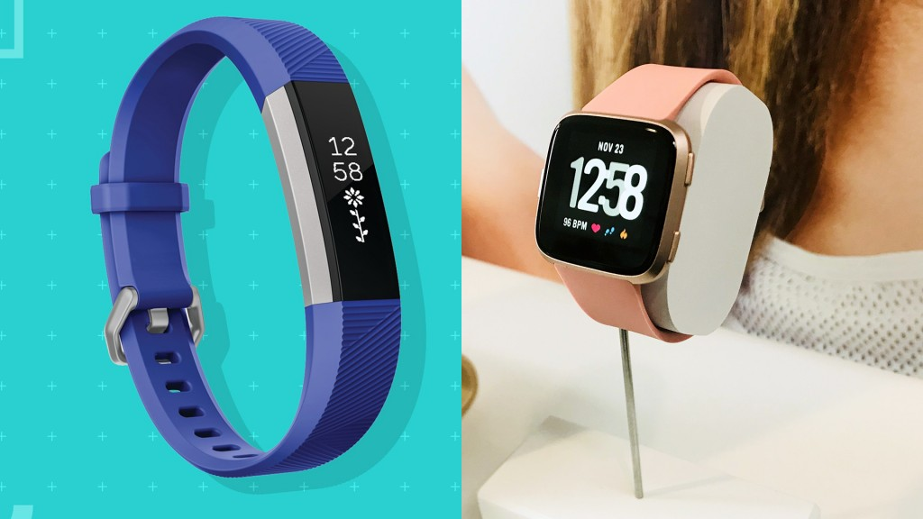 Fitbit unveils Apple Watch competitor and fitness tracker for kids