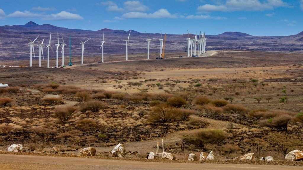 Kenya launches largest wind power plant in Africa