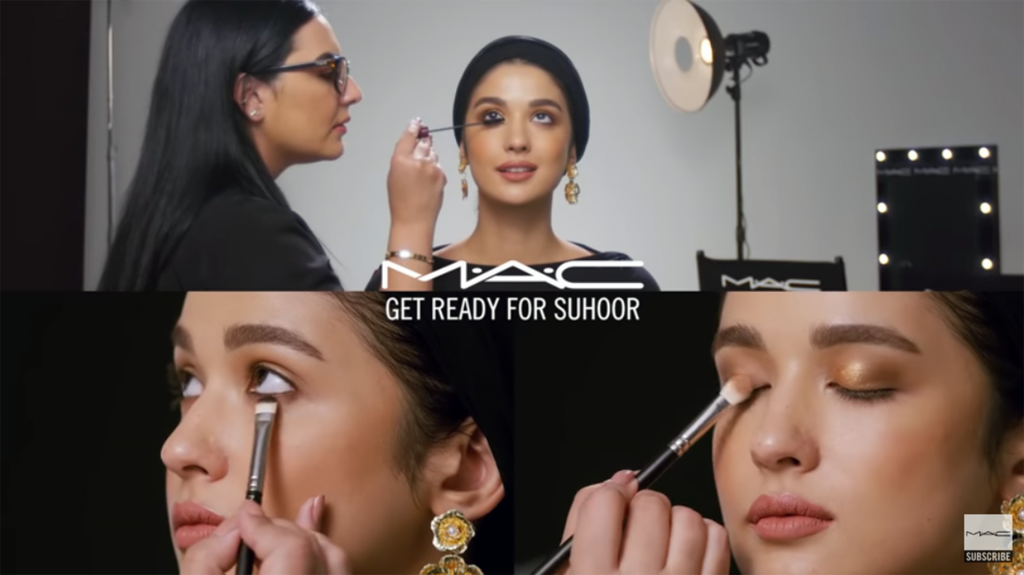 Muslims roast MAC Cosmetics for suhoor makeup tutorial video