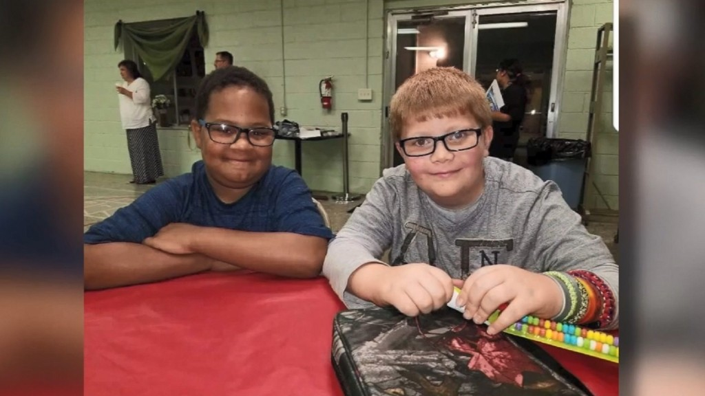 Michigan boy raises $2,500 to pay for best friend's headstone