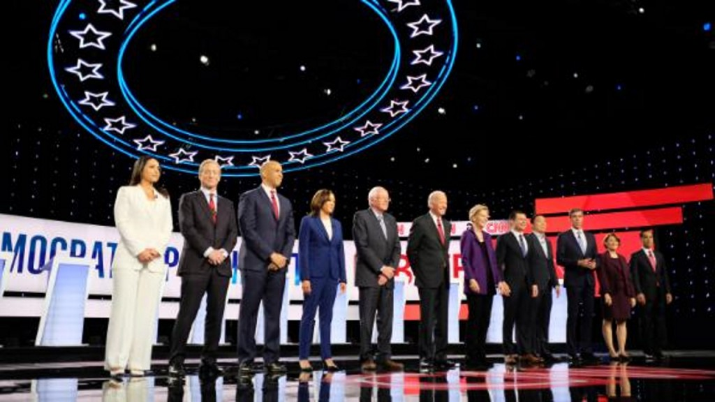 9 things to look for ahead of tonight's Democratic debate