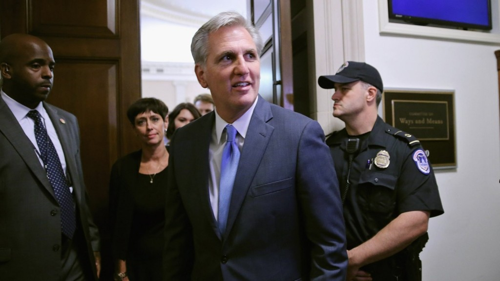 House GOP leader: 'Action will be taken' after King's white supremacy comment