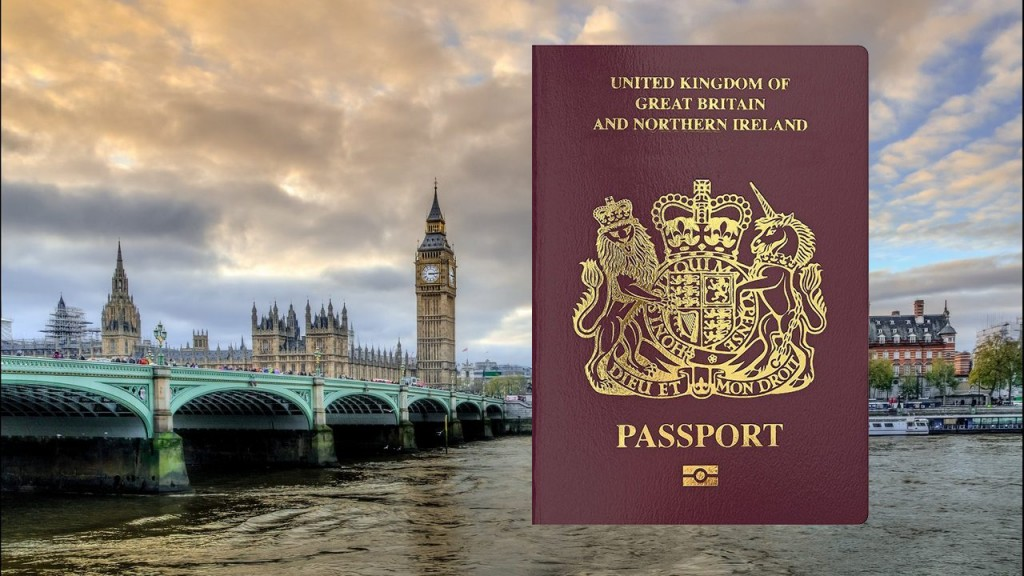 UK government sued over refusal to issue gender neutral passports