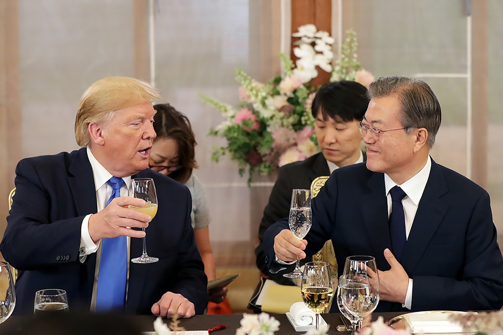 Trump hikes price tag for US forces in Korea almost 500%