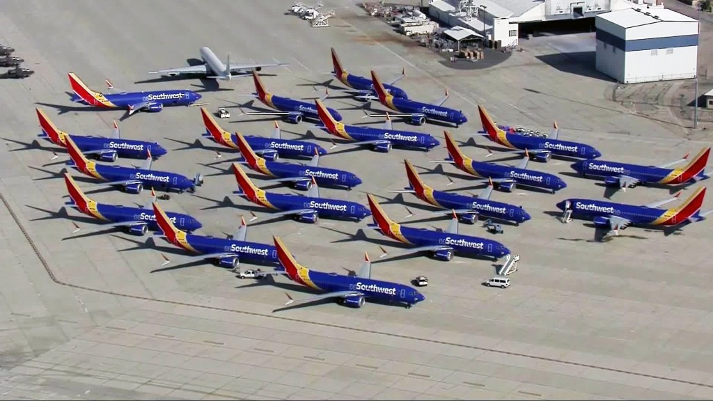 NTSB report focuses on 737 Max failures