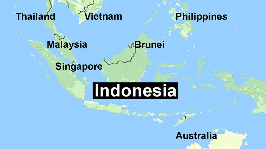 Earthquakes hit Indonesia, including 7.5 magnitude tremor near Palu