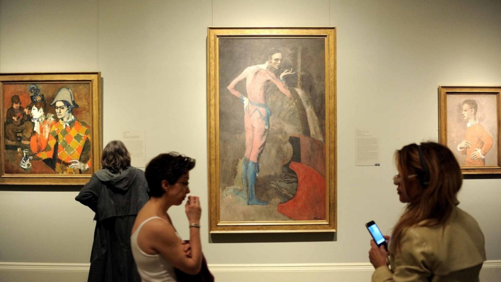 Picasso sold by German Jewish businessman to stay at New York's Met