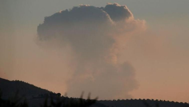 Turkey warned US ahead of Syria airstrikes, report says