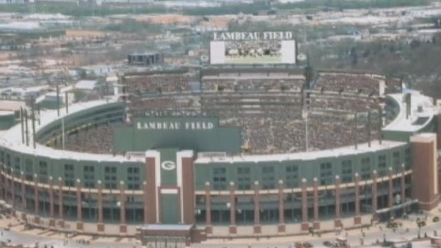 "Police respond to ""possible disturbance"" at Lambeau Field"