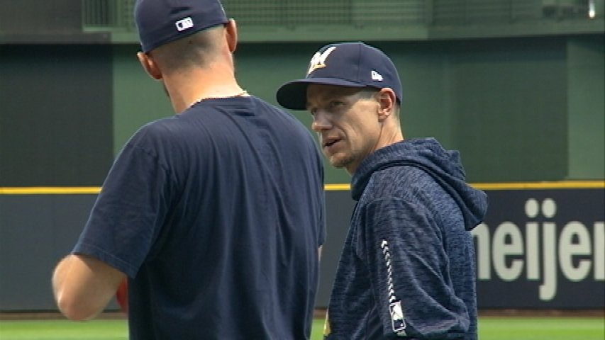 Brewers turn to bullpen to open NLDS, Senzatela for Rockies