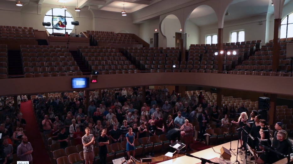 Minneapolis church expelled for supporting LGBT community