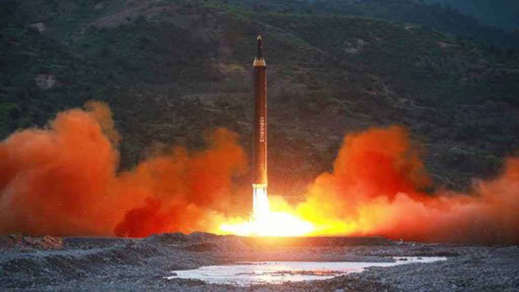 Missile test showed highly accurate warhead, says North Korea