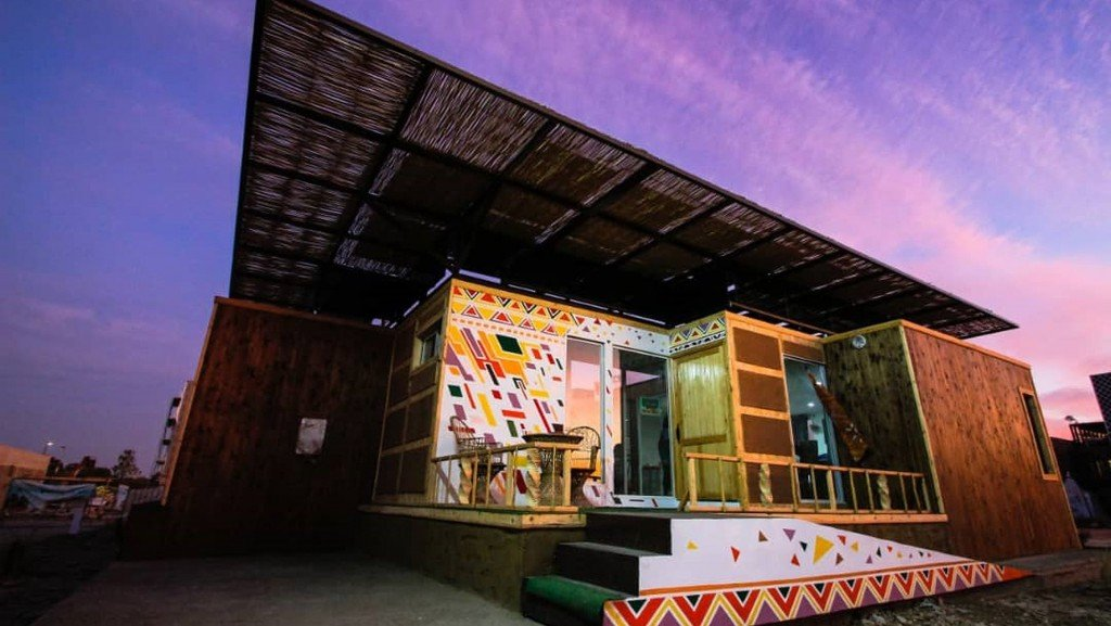 Energy-efficient home built for contest in Africa may go up for sale