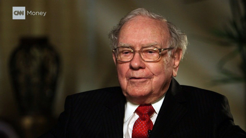 Apple's plunge has cost Warren Buffett nearly $4 billion today