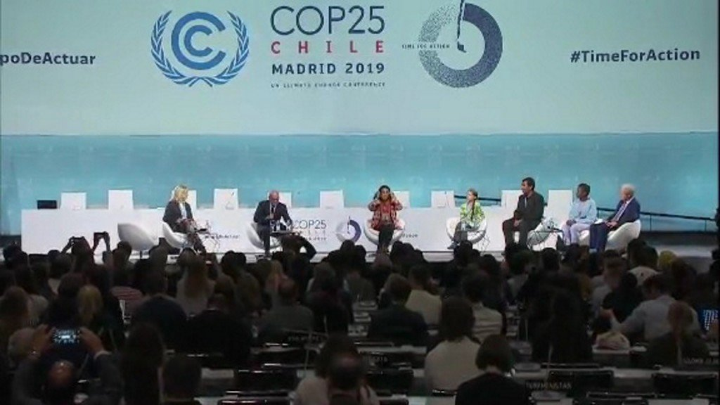 Extended COP25 talks end