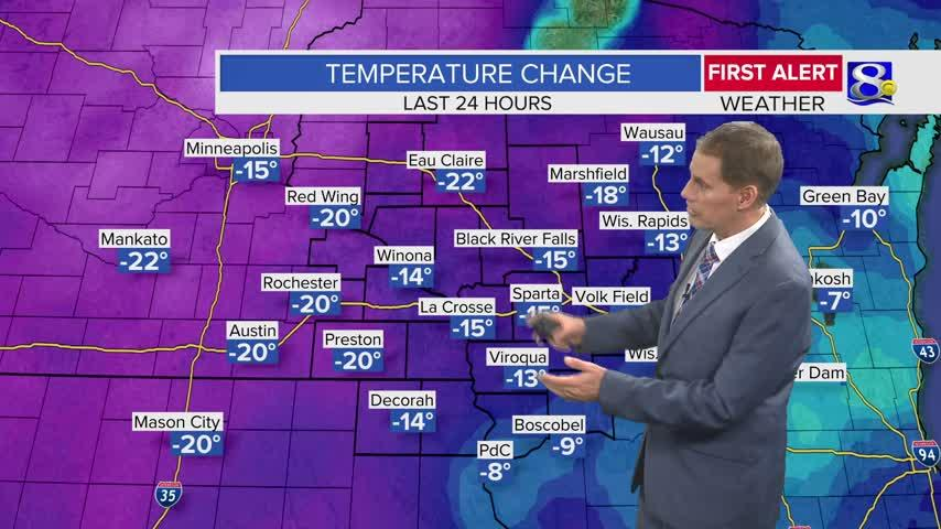 Your Monday Morning Weather Update