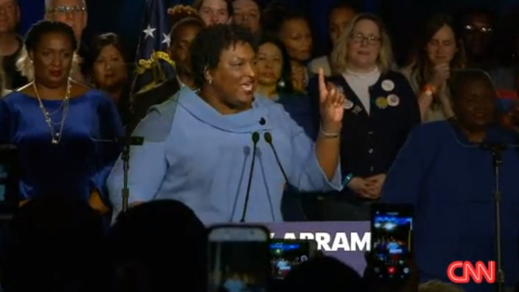 WaPo: Stacey Abrams to start national 'voter protection' program