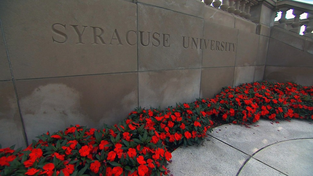 Syracuse University suspends 15 fraternity members