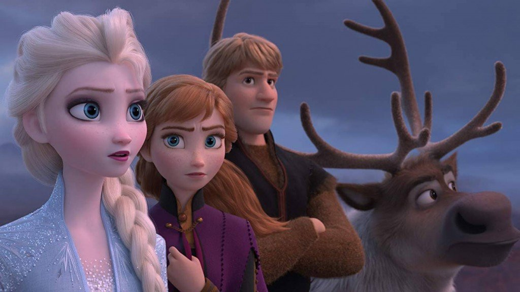 Latest 'Frozen 2' trailer full of action